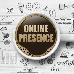 An online presence is necessary